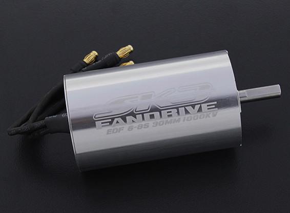 Turnigy SK3 Fandrive Brushless EDF Motor - 3660-1000kv (90mm EDF)