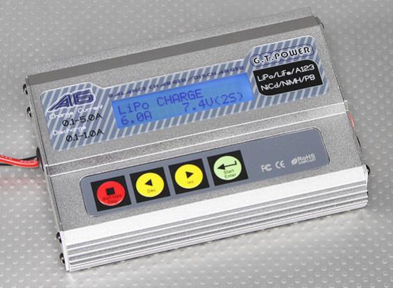 GT A-6 50W Chargeur / Balancer / Déchargeurs