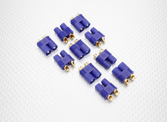 EC3 Connecteurs Mâle / Femelle (5 paires / sac)