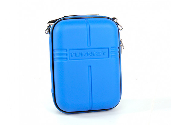 Transmetteur Turnigy Sac / Housse de transport (Bleu)