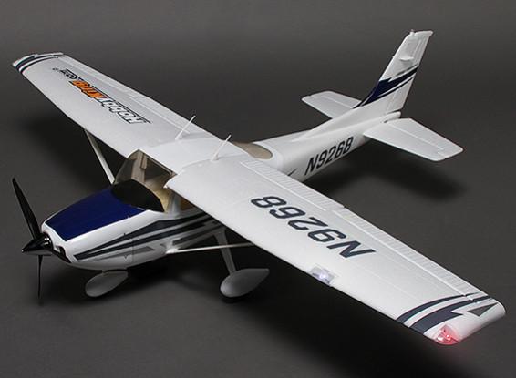 HobbyKing® ™ 182 Civil Aircraft 500 Classe Avion 1300mm (PNF)