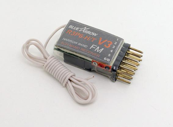 Flèche 6CH 3.9g 72MHz FM Micro Récepteur