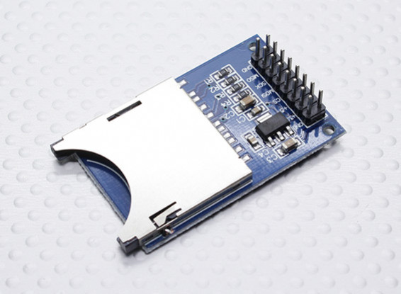 Kingduino SD Card Slot Module Socket Lecteur