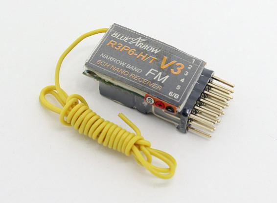 Flèche 6CH 3.9g 35MHz FM Micro Récepteur