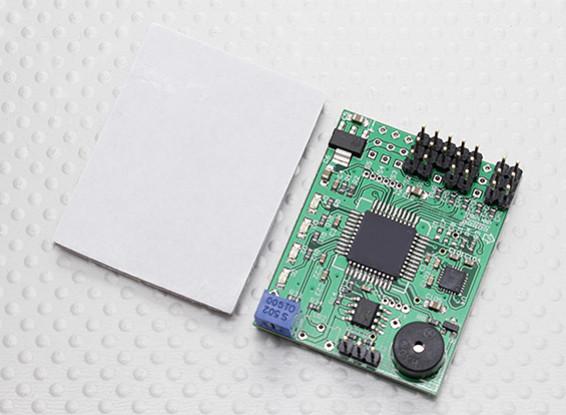 Système X-Cam GSM210 2-Axis Caméra Gimbal stabilisation