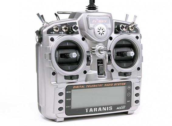 FrSky 2.4GHz ACCST TARANIS x9d Système radio numérique Telemetry (Mode 2) Nouveau Batterie