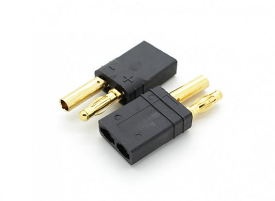 HXT 4mm à TRX compatibles adaptateur femelle (2pc)