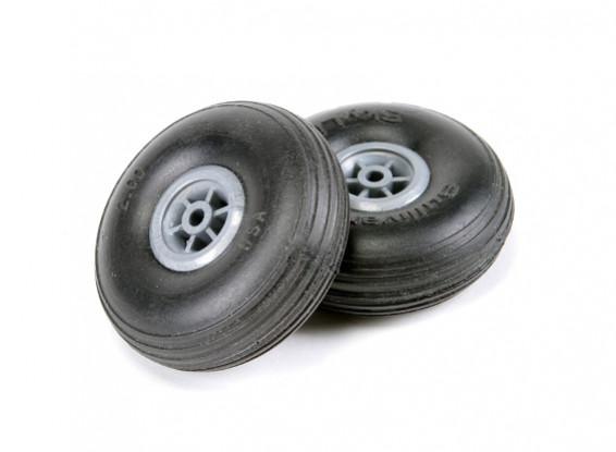 Sullivan Skylite Wheel 2inch (51mm) 1 Paire