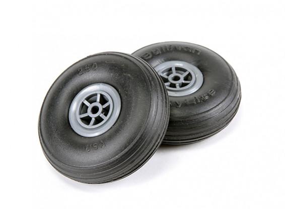 Sullivan Skylite Wheel 2 1 / 2inch (64mm) 1 Paire