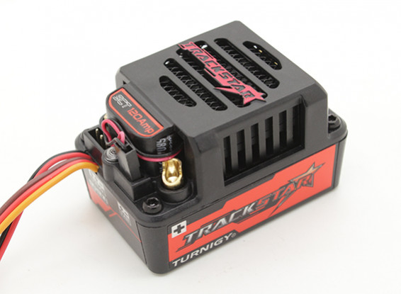 Turnigy TrackStar GenII 120A Brushless Short Course Truck ESC