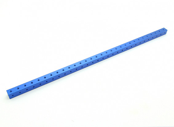 RotorBits Pre-Foré en aluminium anodisé Construction profil 300mm (Bleu)