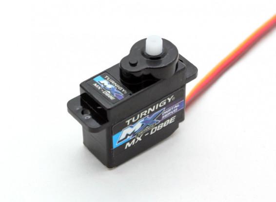 2 kg Turnigy ™ MX-D80E DS Micro Servo / 0.10sec / 8.5g