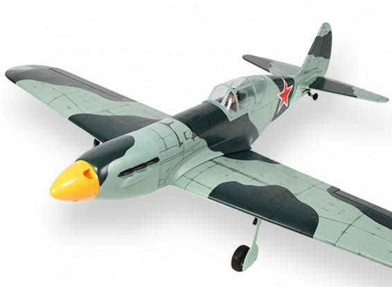 Mig-3 Fighter soviétique Balsa GP / EP 1570mm (ARF)