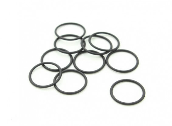 O-ring pour 9x.8mm direction du bras (10) - Basher Nitro Circus1 / 10 SCT