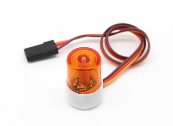 Véhicule de récupération LED Beacon (ambre)