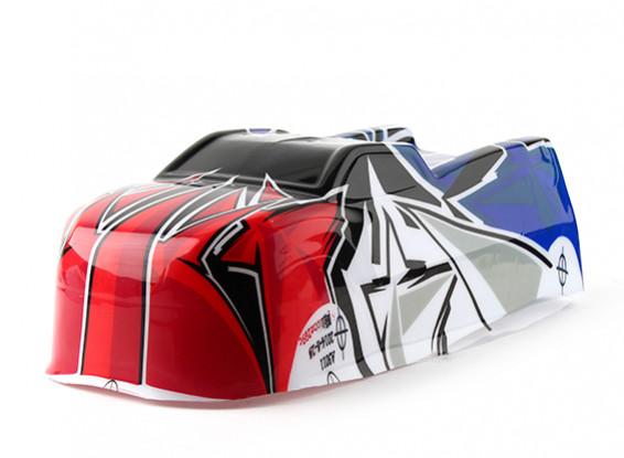 Pré-Paint Body Shell - A3011