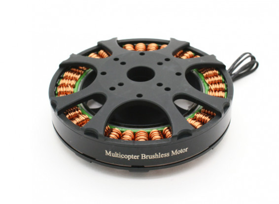 DYS moteur Brushless (8610) BE8108-16 100KV Multi-Rotors et cardans