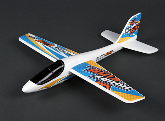 HobbyKing ™ main Free Launch Flight Planeur (OEB)
