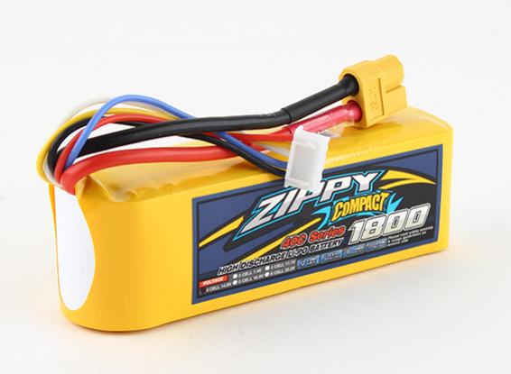 ZIPPY Compact 1800mAh 4s 40c Lipo Paquet