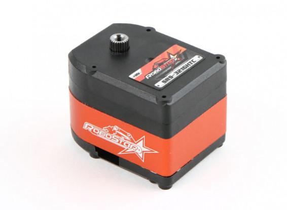 ROBOSTAR SRS-3216HTG 280 ° numérique Metal Gear High Voltage Robot Servo 32,4 kg / 0.16Sec / 73g