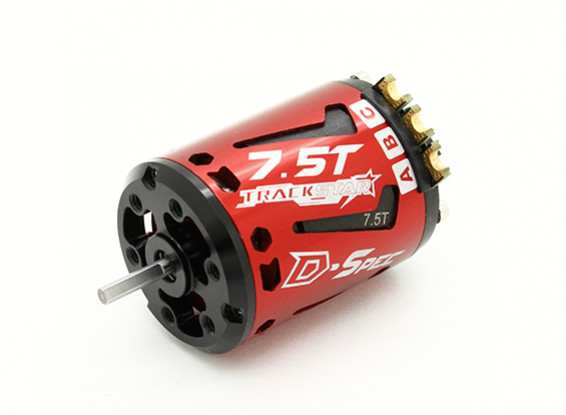 TrackStar D-Spec 7.5T Sensored Brushless Drift Motor