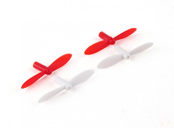 WLtoys V272 Quadcopter - Prop (CWplusCCW) (2pairs / sac)