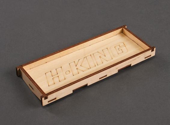 HobbyKing ™ H20 style 650EP - plateau de batterie