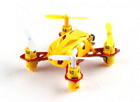 WLtoys V272 2.4G 4CH Quadcopter Couleur Jaune (Ready to Fly) (Mode 1)