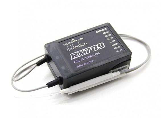 Récepteur remplacement RX709 FCC Approuvé (X4-Z-16) - Walkera Scout X4