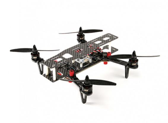 DYS 250 en fibre de verre Quadcopter pliant avec étui de rangement (PNF)