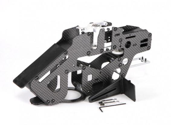 Assault 450DFC Ceinture Flybarless 3D Hélicoptère carbone et Assemblage de la charpente métallique principale