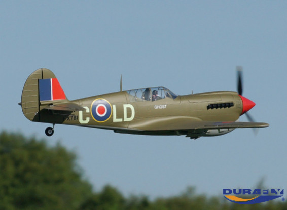 Durafly Curtiss P-40N Warhawk 1100mm (PNF)