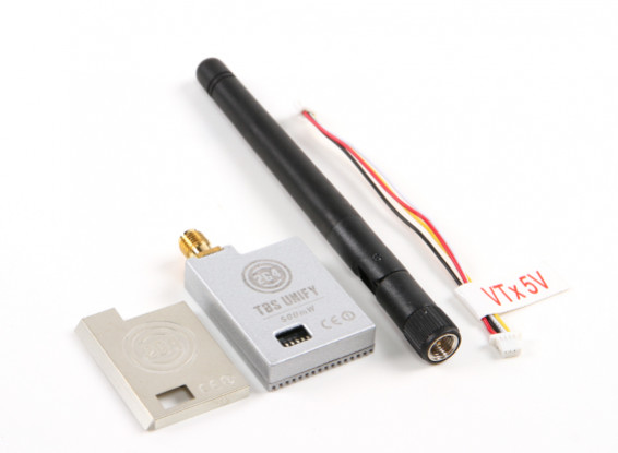 TBS Unify 2G4 500mW 16ch A / Transmetteur V