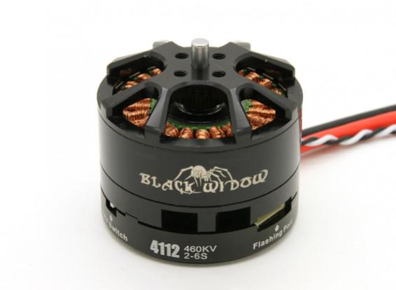 Black Widow 4112-460Kv Avec intégré ESC CW / CCW