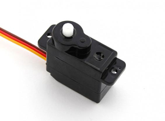 EM Micro Servo (Noir) 9g / 1,5 kg / .12sec