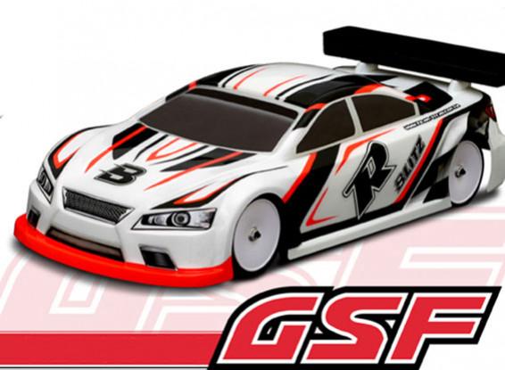 BLITZ GSF Race Body (190mm) (0.8mm)