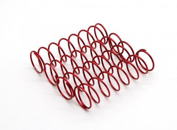 TrackStar Suspension printemps rouge 14 x 55 1.8kg (4) S169155