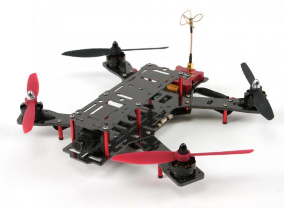 Emax Nighthawk Pro 280 FPV Racing Quad (P & P) on vestax pmc-580 pro, vestax pmc 37 pro, sennheiser pro,
