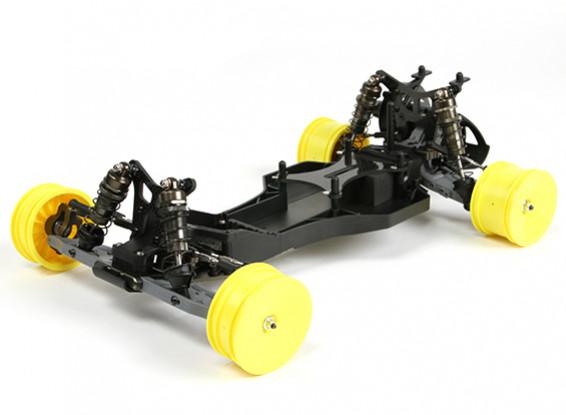 BZ-222 Pro 1 / 10ème 2wd Racing Buggy (Un-assemblé Kit Version)