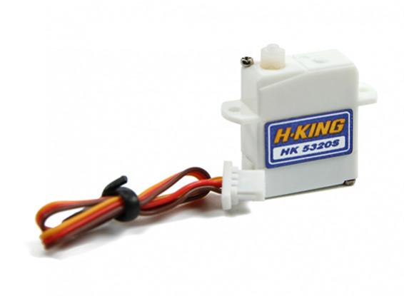 HobbyKing ™ HK-5320S Ultra-Micro Servo Numérique 0,075 kg / 0.05sec / 1.7g