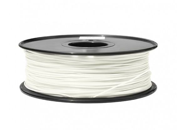 HobbyKing 3D Filament imprimante 1.75mm ABS 1KG Spool (Glow in the Dark - Vert)