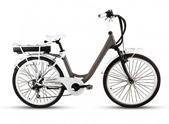 Vélo de ville électrique 250 watt - pédelec (prise US)