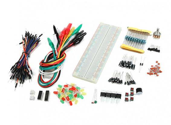Fondation Arduino et Kit Component Project