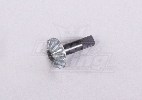 Diff. Bevel Gear B. W / Saft & E-Clip (1pc / sac) - A2016T et A3002
