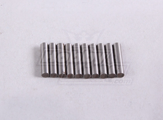 Pin 2.0 * 9.4 (10pc) - A2016T, A2030, A2031, A2031-S, A2032, A2033 et A3002