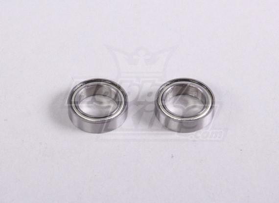 Ball Bearing 10x15x4 (2pcs / Sac) - A2016T, A2030, A2031, A2032 et A2033