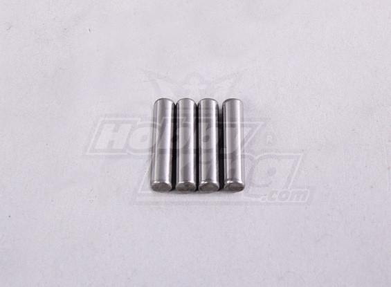 Pin 2.5 * 11.5mm (4pcs / Sac) - A2016T, A2038 et A3015