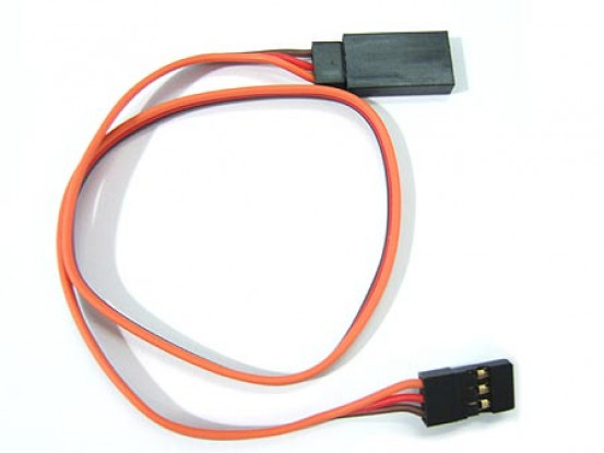 15CM Servo Extention Lead (JR) 26AWG