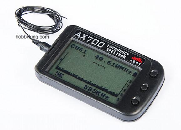 MKS AX700 35 ~ 36MHz scanner de fréquence