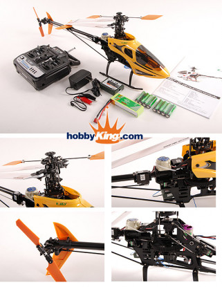 ESky Belt-CP 6ch 3D RTF hélicoptère (40Mhz)